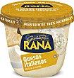 Salsa queso italiano 180 g Rana