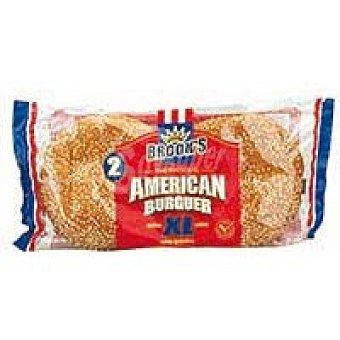 Panrico Burger con sésamo 2 unid