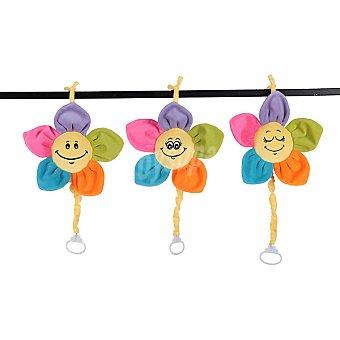 LLOPIS 46352 Flor musical en alegres colores de 30 cm