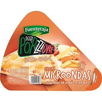 Fuentetaja Pizza 4 quesos 200 g