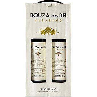 Bouza do Rei Vino blanco albariño D.O. Rías Baixas caja 2 botellas 00075 cl