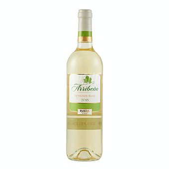 Arribeño Vino blanco sauvignon Botella 750 ml