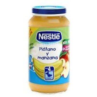 Nestlé Tarrito de plátano-manzana desde 6º mes Tarro 250 g