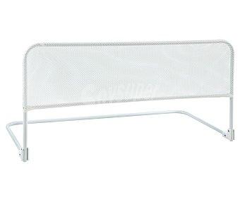 PLASTIMYR Barrera de cama de 90cm, fija, color blanco