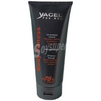 Yacel Gel Body Fitness Tubo 200 ml