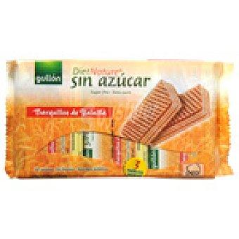 NATURE Gullón Galletas Diet barquillo 330g