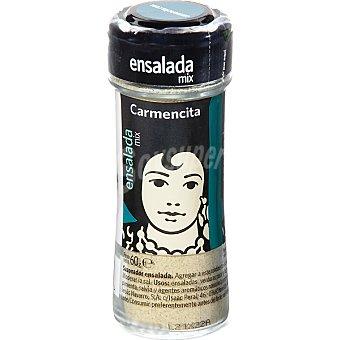 Carmencita Sazonador especial para ensalada Frasco 60 g