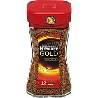 NESCAFÉ Gold Café soluble descafeinado frasco 100 g