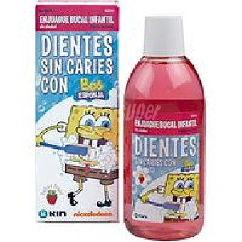 Kin Enjugue infantil Bob Esponja 500 ml