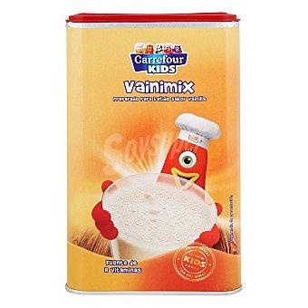 Carrefour Kids Preparado para batido de vainilla 350 g