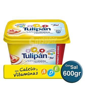 Tulipán Margarina con sal 600 g