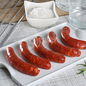 Carrefour Longaniza fresca roja 360 g