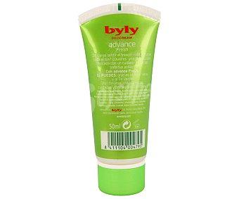 Byly Desodorante en crema con aloe vera y té verde (sin alcohol) 50 mililitros