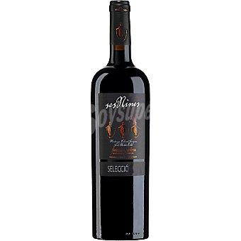 Ses Nines Vino tinto Selección D.O. Benissalem Mallorca botella 75 cl Botella 75 cl