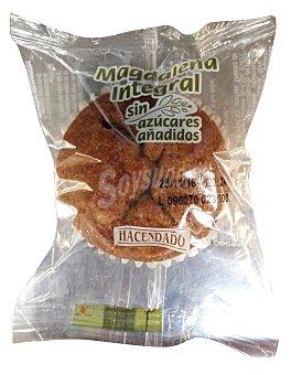 Hacendado Surtido granel magdalena integral sin azucar 1 u