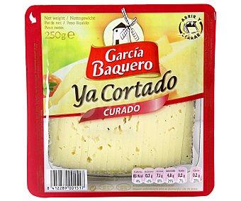 García Baquero Queso Curado Ya cortado 250 g