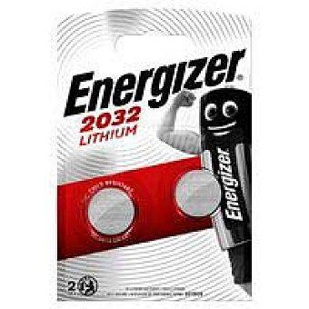 Energizer Pila especial botón 2032 energizer Pack 2 uds