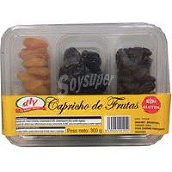 DLV Capricho de frutas Tarrina 300 g