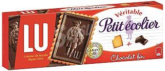 Petit Écolier Lu Galletas con tableta de chocolate negro 150 gr
