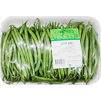 Judía verde boby Bandeja 500 g