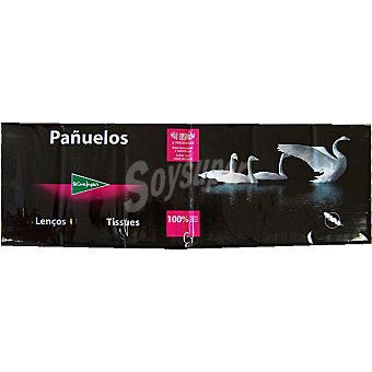 El Corte Inglés Pañuelos de bolsillo 4 capas Paquete 18 unidades