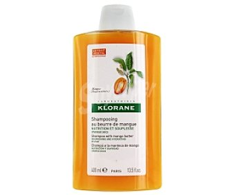 Klorane Champú de mango nutritivo Bote 400 ml