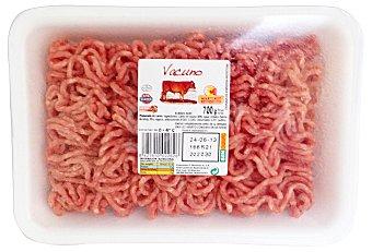 Embutidos Martinez Carne picada ternera burguer meat fresco Bandeja 700 g