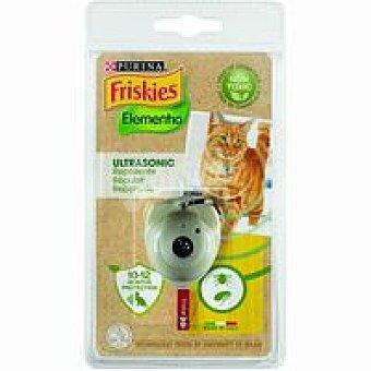 Friskies Purina Ultrasónico gato repelente insectos Pack 1 unid