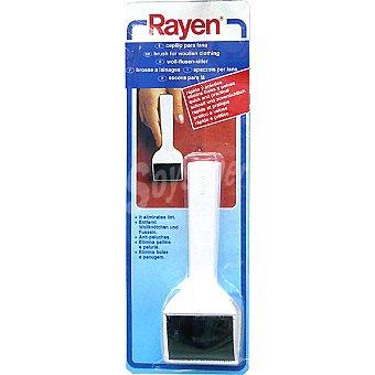 Rayen Cepillo para ropa de lana envase 1 unidad Envase 1 unidad