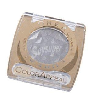 L'Oréal Sombra color appeal platinum 150 argent vrai 1 sombra de ojos