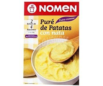Nomen Puré de patatas con nata 230 Gramos