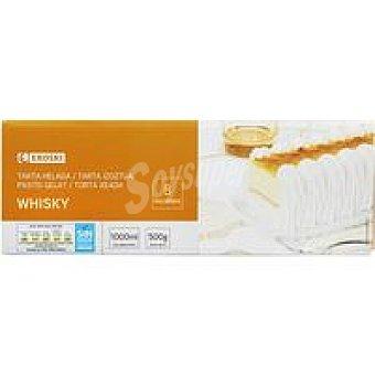 Eroski Tarta helada al Whisky Caja 1 litro