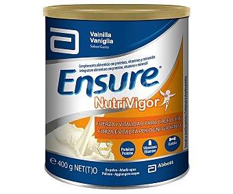 Ensure Complemento alimenticio con sabor a vainilla Nutrivigor de 400 gr