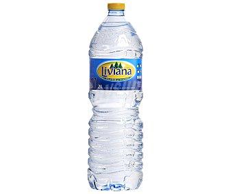Fuente Liviana Agua mineral Botella 2 litros