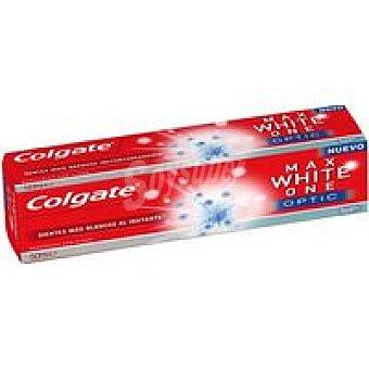 COLGATE Crema dental max white one optic 75 ml