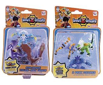 Invizimals Pack de 3 minifiguras (imc Toys 30015) (surtido) Pack de 3
