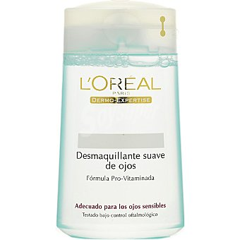 L'Oréal Dermo expertise Desmaquillador ojos suaves 125ml 125ml