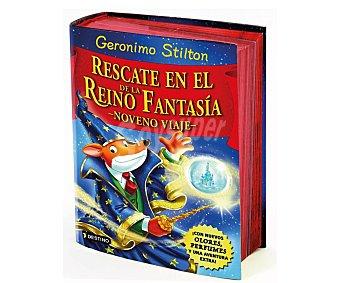 Destino Gerónimo Stilton 9: Noveno Viaje al Reino de la Fantasía: Rescate en el Reino de la Fantasía, vv.aa. Género: infantil. Editorial Destino
