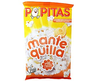 Popitas Borges Palomitas de mantequilla Bolsa 100 g