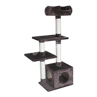 Fred & Rita Rascador para gatos tres alturas medidas 58x43x110 1 unidad