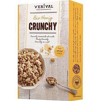 Verival Bio Crunchy con miel ecológico Envase 375 ml