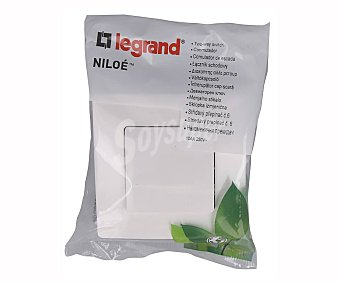 Legrand Conmutador color blanco, LEGRAND.