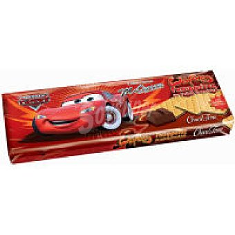 Agruconf Galletas de chocolate Cars 125 g
