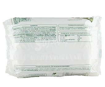 Auchan Lasaña vegetal 525 gramos