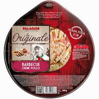 Palacios Pizza barbacoa 1 unid