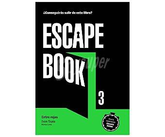 Lunwerg Escape Book 3: entre parejas, ivan tapia, montse linde. Género: actividades. Editorial: Lunwerg.