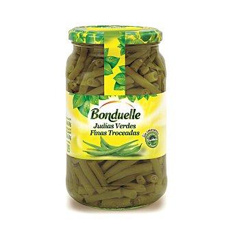Bonduelle Judias verdes finas troceadas frasco 360 g neto escurrido