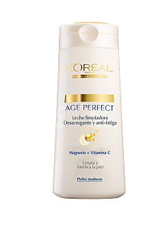 L'Oréal L'oreal Paris Leche Desmaquillante Age Perfect - 200 ml 1 unidad
