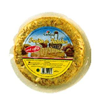 PATATA Tortilla condis y cebol 500 GRS