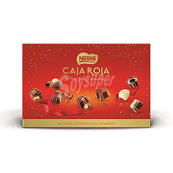 Caja Roja Nestlé Bombones Caja de 400 g